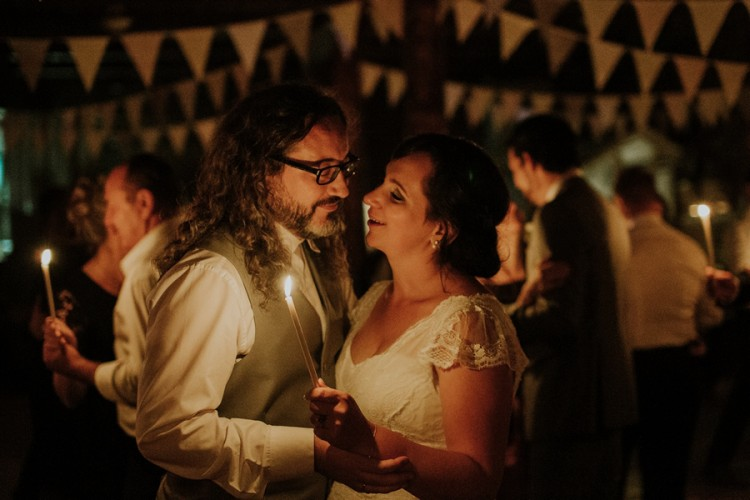 Ślub rustykalny-EWA I FRANCISCO