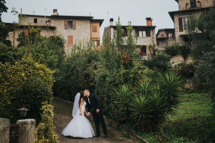 Karolina & Bartek - Plener w Mediolanie