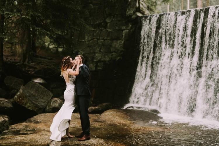 Klaudia & Mateusz - Dziki Wodospad
