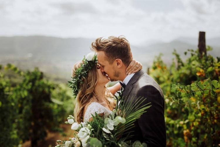 Kasia + Kuba | Niezwykły ślub w Toskanii