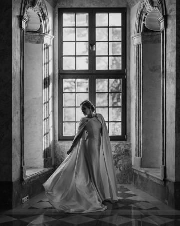 541b24692a Realizacja bajecznej sukni ślubnej Cymballa Atelier