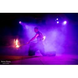 Nam-Tara | Teatr Ognia | Fireshow | Lightshow | Taniec z ogniem