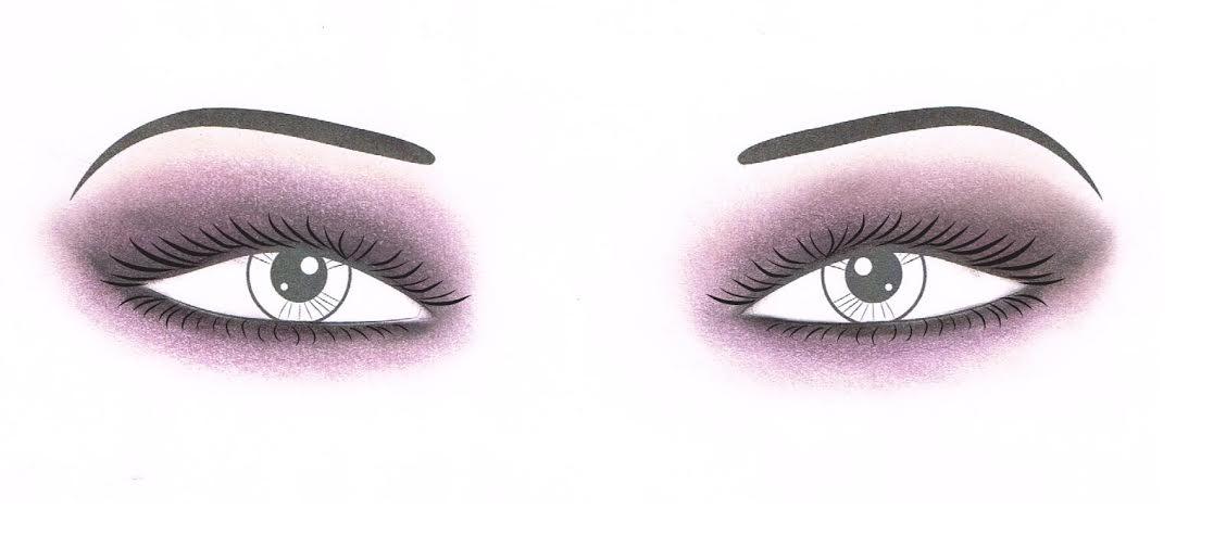 makijaz duze oczy slubny makijaz