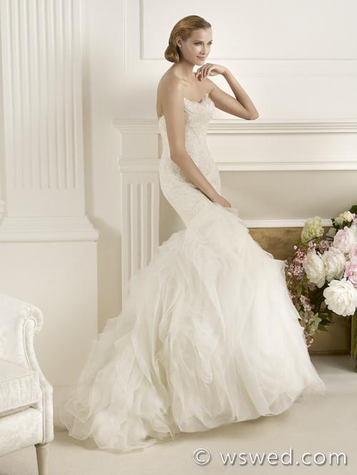 Suknia Rybka Jak Wybierać Suknia ślubna O Kształcie Syrenki