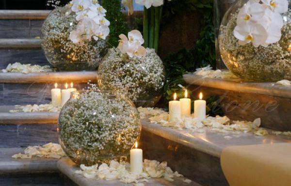 Addobbi Floreali Matrimonio Rustico : Klasyczne dekoracje weselne