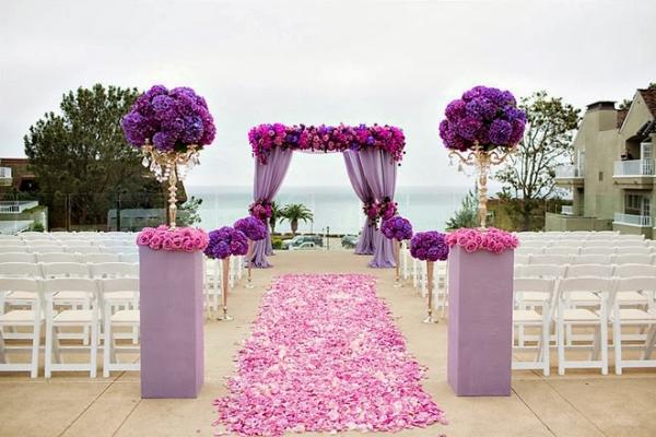 Mint Color Outdoor Ceremony Decorations: Na ślubnym Kobiercu