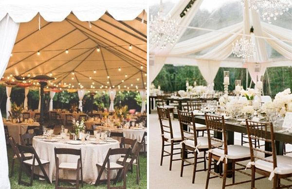 Advantages Of The Outdoor Wedding Reception: Jak Zorganizować Wesele Pod Namiotem?