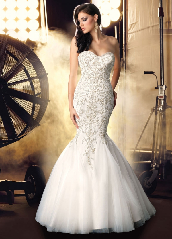 Suknia rybka jak wybiera suknia lubna o kszta cie syrenki for How to find the perfect wedding dress