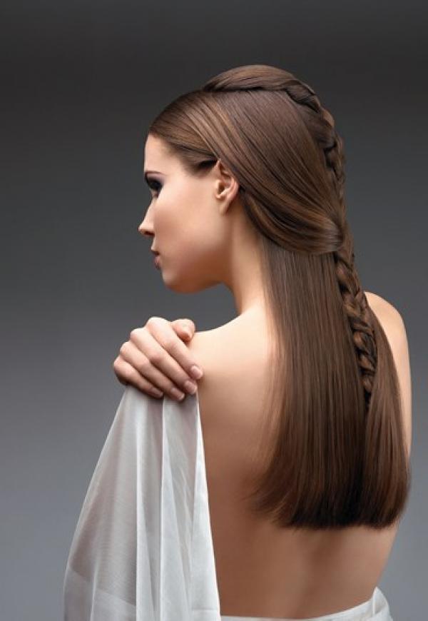 Długie, Rozpuszczone Włosy Do ślubu Jaka Fryzura Jest
