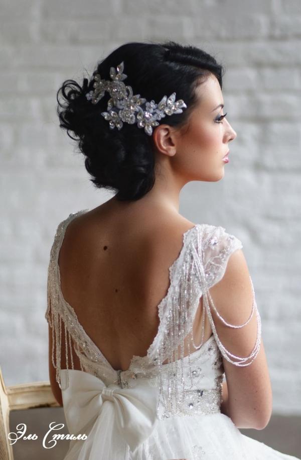 Propozycje Fryzur ślubnych Glamour