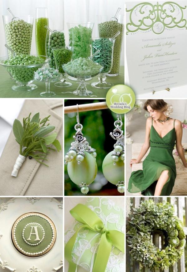 inspiruj ce odcienie zieleni na wasz lub i wesele zielony kolor na lub i wesele. Black Bedroom Furniture Sets. Home Design Ideas
