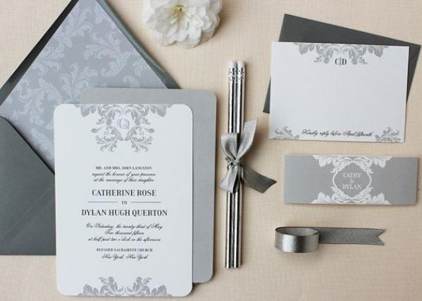 Jak Dopasować Zaproszenia Na ślub