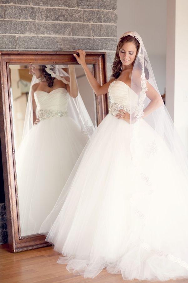 Znane Suknia ślubna typu princeska @UW-91