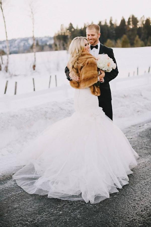 Pomysły Na ślub I Wesele Zimą