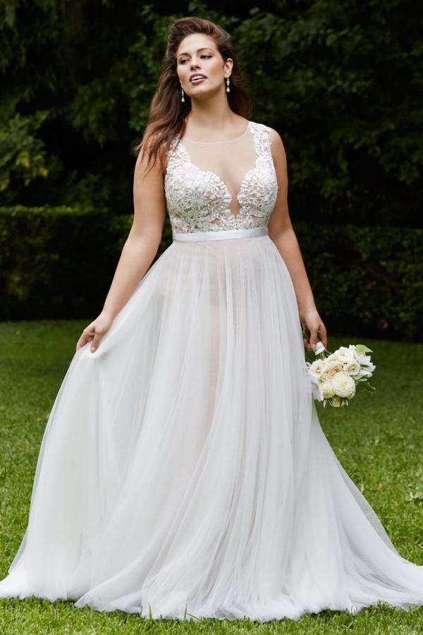 Jak Wybrać Suknię ślubną Plus Size Suknia ślubna Dla Puszystej