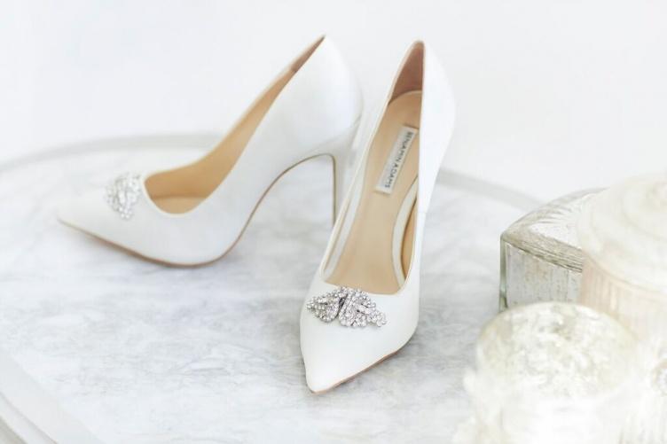 Luksusowe buty ślubne Madeline