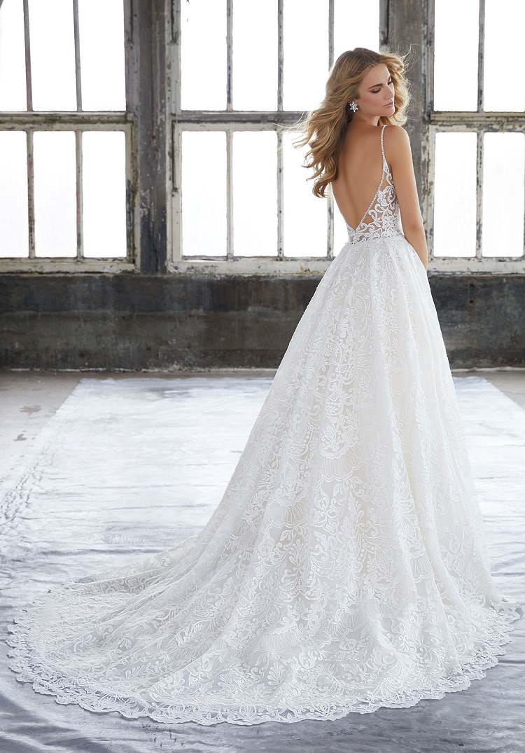 Mori Lee - Kasey 8204 - Mori Lee 2018
