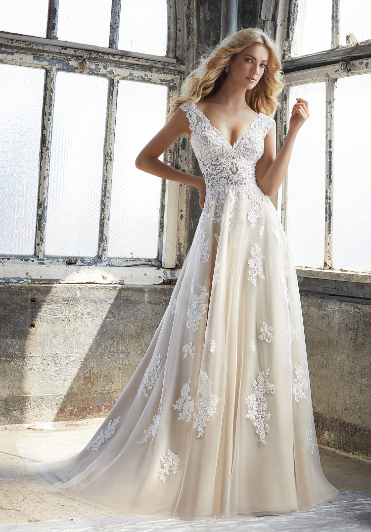 Mori Lee - Kennedy 8206 - 2018
