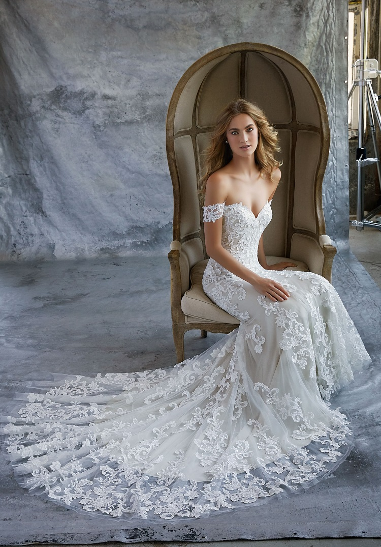 Mori Lee - Kassia 8203 - Mori Lee 2018