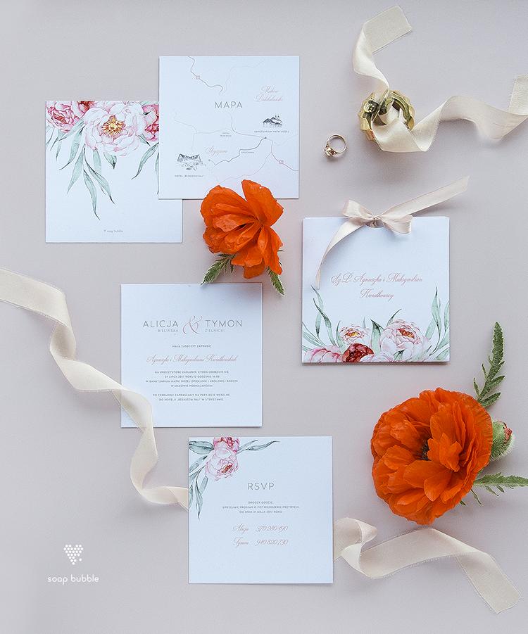Zasady Pisania Zaproszeń Na ślub
