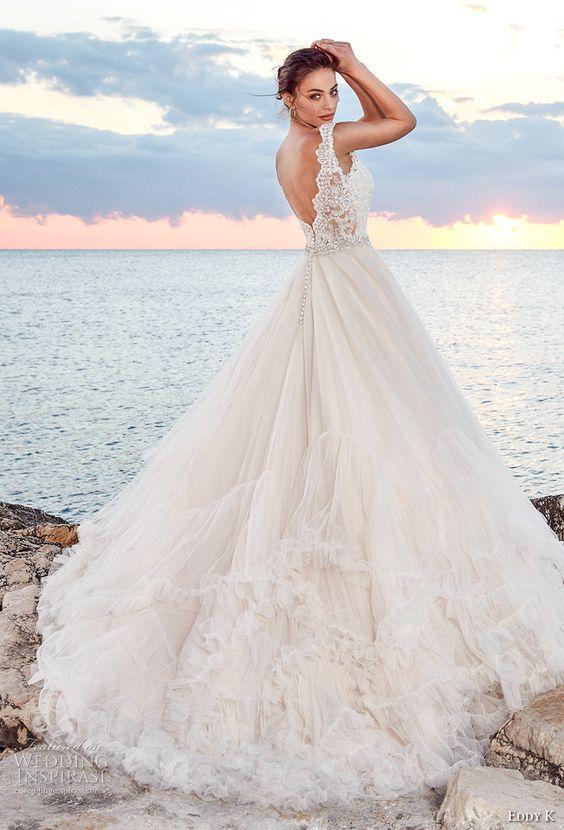 Suknia ślubna W Stylu Princess