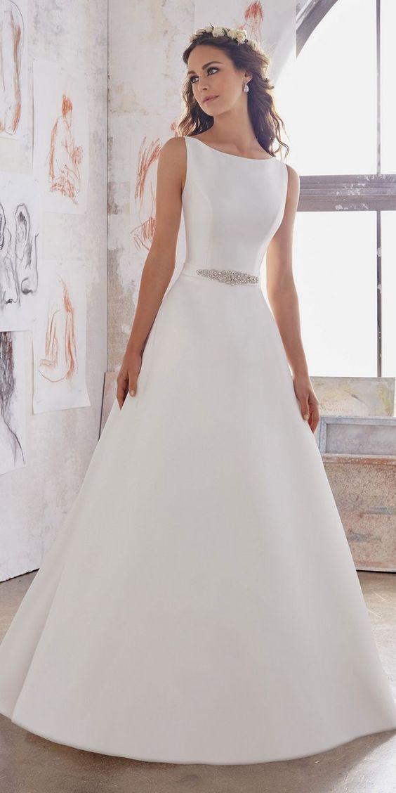 d583f776fc źródło  Morilee by Madeline Gardner s Blu Wedding Dresses Collection