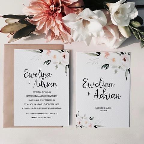 Cudowna Wszystko co warto wiedzieć zapraszaniu gości na wesele MV56